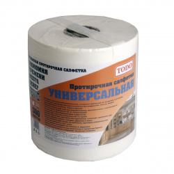Полотенца бумажныеTODO Универсальная 2-слойные 1 рулон 2286 белые