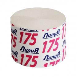 Бумага туалетная без втулки, 1-слойная, 1шт, 21м, целлюлоза ЛИЛИЯ 1241