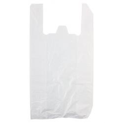 Пакет майка 28*50 12мкм ПНД 135764 белый