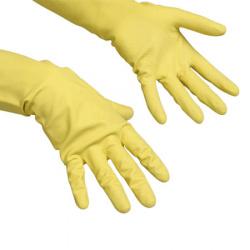 Перчатки  резиновые Контракт L 101018