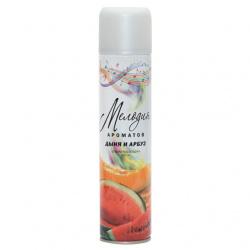 Освежитель воздуха Дыня и Арбуз Мелодия ароматов фруктовая, 285мл, 1шт SIBIAR 2422506