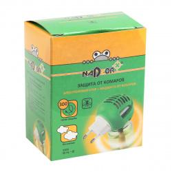 Комплект от комаров (Электрофумигатор+жидкость 30 мл), Nadzor