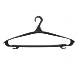 Вешалка  для одежды 52*54 B15254  пластик черн