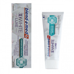Зубная паста BLEND_A_MED 3D White ассорти  75мл