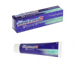 Зубная паста BLEND_A_MED 3D White Нежная мята  100мл