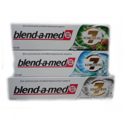 Зубная паста BLEND_A_MED Анти_Кариес Свежесть 100мл 81658602