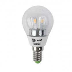 Лампа светодиодная ЭРА LED smd P45-7w-840-E14