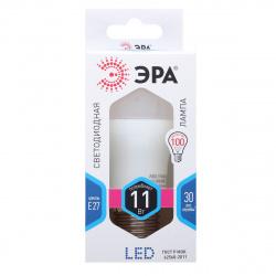 Лампа светодиодная ЭРА LED smd А60-11w-840-E27