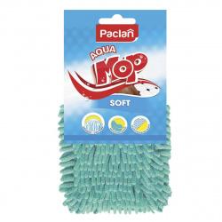 Насадка для швабры PACLAN  AQUA  MOP SOFT 411221