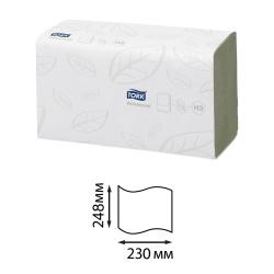 ТОРК Адвансед полотенца ZZ 2х слойные зеленые(23см*250л) 290179
