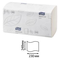 ТОРК Адвансед полотенца ZZ 2х слойные (25см*250л) 290163