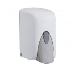 Диспенсер  для жидкого мыла 170*155*125мм, пластик, 500мл