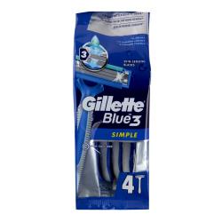 Бритва с 1 сменной кассетой GILLETTE MACH3 Procter & Gamble 81642153