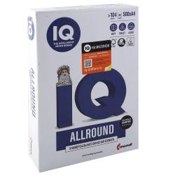 Бумага IQ Allround А4 80г/м 500л.00-00000143