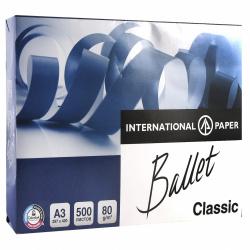 Бумага Ballet Classic А3 80г/м 500л.