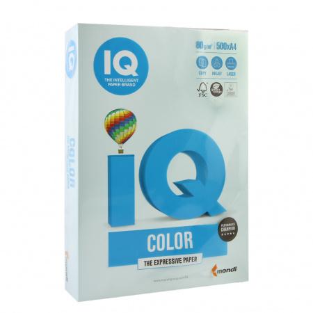 Бумага цветная А4 80г/м 500л IQ Color 00-00000655 29 св гол