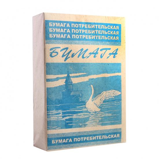 Бумага для пишущих машин, А4, 45г/кв.м., белизна 68%, 500л Кондопога 5221