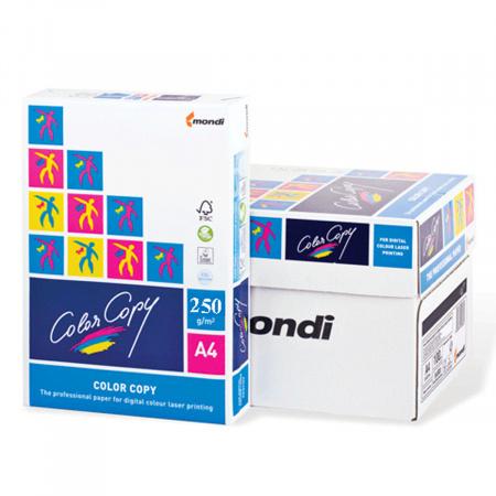 Бумага Color Copy А4 250г/м 125л. 00-00012410/308203