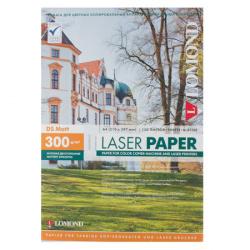 Бумага Lomond Ultra CLC Paper  А4, 300г/кв.м., 150, белизна CIE 91%, матовая, двусторонняя, цвет белый 0300743