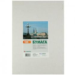 Бумага Lomond   А3, 130г/кв.м., 250л, белизна CIE 91%, матовая, двусторонняя, цвет белый 0300531