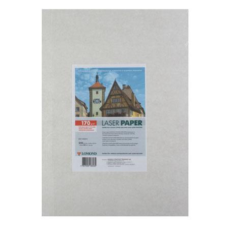 Бумага Lomond Glossy DS CLC Paper  А3, 170г/кв.м., 250л, белизна CIE 91%, глянцевая, двусторонняя, цвет белый 0310231
