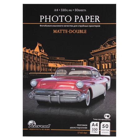 Бумага Revcol 330/A4/50 мат.двух