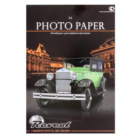 Бумага Revcol 200/А5/50 глянц.одн.