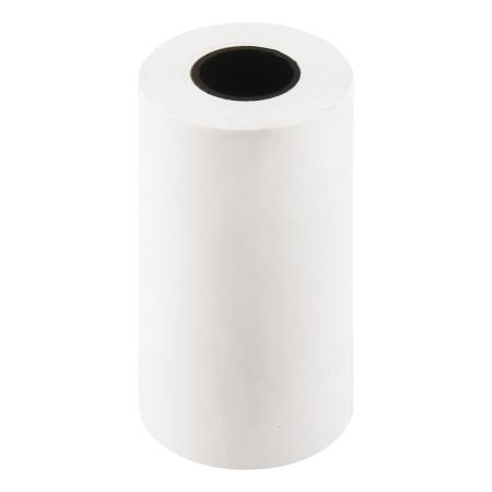 Термолента 57*10*12мм, активный слой ленты внешний, 10м Комус 1111965