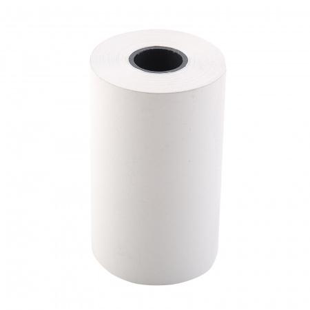 Термолента   57*28*12мм, активный слой ленты внешний, 10м Комус 667613