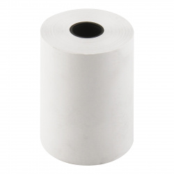 Термолента 57*23*12мм, активный слой ленты внешний, 23м Комус 721907