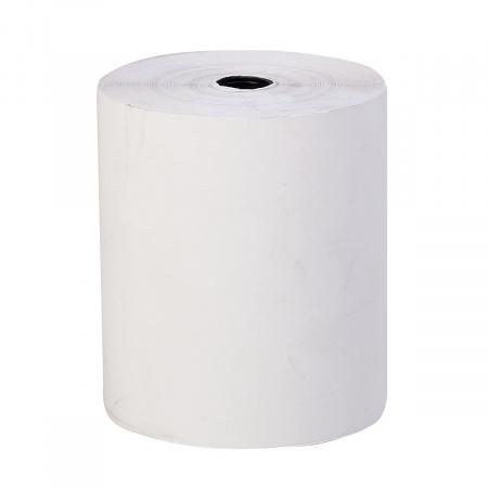 Термолента   57*30*12мм, активный слой ленты внешний, 23м Комус 667614