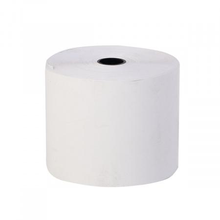 Термолента   57*80*12мм, активный слой ленты внешний, 70м Комус 667616