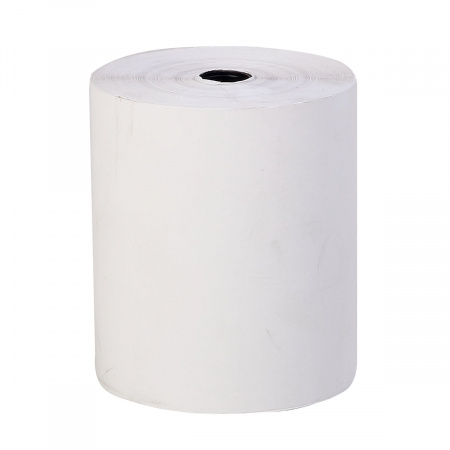 Термолента   80*80*12мм, активный слой ленты внешний, 70м Комус 667617