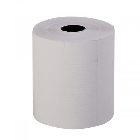 Термолента   80*80*18мм, активный слой ленты внешний, 70м Комус 683726