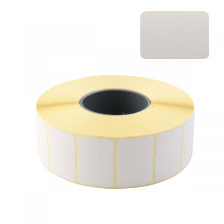 Термоэтикетка 30*20 ECO 2000шт светостойкость до 2 месяцев чистая ЭКО 985735