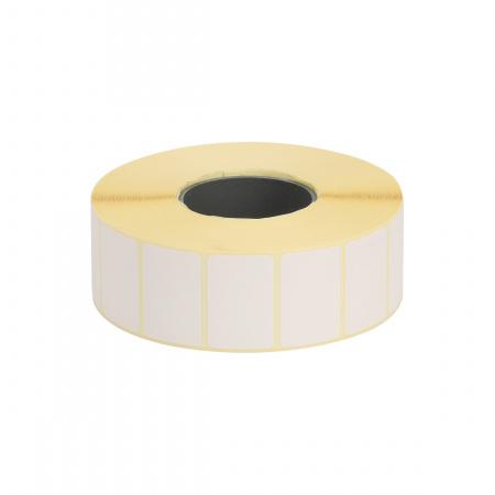Термоэтикетка 30*20 ECO 1700шт светостойкость до 2 месяцев чистая ЭКО 1046896