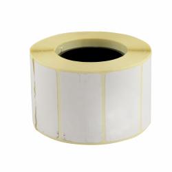 Термоэтикетка 43*25мм, ECO, 800шт, светостойкость до 2 месяцев, чистая 1086461