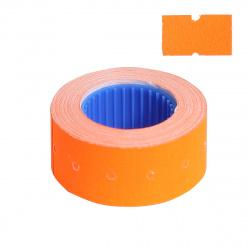 Этикет-лента 21*12 600шт оранжевая прямоугольная deVENTE 2061715