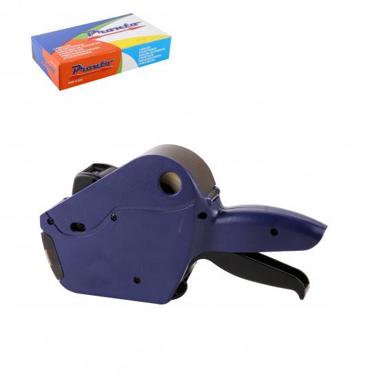 Этикет-пистолет размер ленты 21*12мм, однострочный, пластиковый Pronto H8