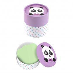Блок для записей 7*7 700л в подарочной коробке deVENTE Cute Panda 2013002 пастельный голубой
