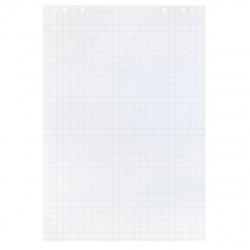 Бумажный блок для флипчарта 640*960 клетка 20л SFb_20041