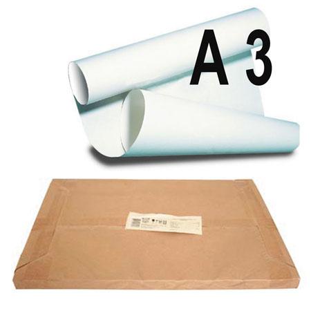 Ватман   А3 (297*420мм), 200г/кв.м., 100л, белый Лилия Холдинг БЧ-0590