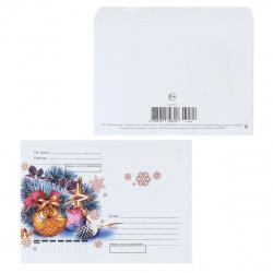 Конверт 140*195 Почтовые конверты 9-10-5184А