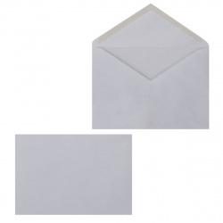 Конверт 114*162 С6 декстрин чистый треугольный клапан Р-С6НК_Тр/C6HKT
