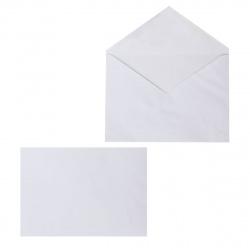 Конверты почтовые 162*229мм (С5), чистый, офсет, клей декстрин Ряжская печатная фабрика ОАО С5НК_Тр