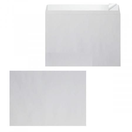 Конверт 229*324 С4 силиконовая лента чистый EPC4S00CL/55844/П-1620/C4HK_C