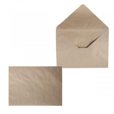 Конверт 290*390 чистый без клея крафт треугольный клапан 102754/2939 КТ