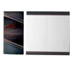 Открытка 105*210 (евро) Поздравляем! тисн фольг Мир открыток 2-01-10136А