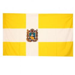 Флаг Ставропольского края полиэфир 0,9*1,35м для помещений, улицы 2110326