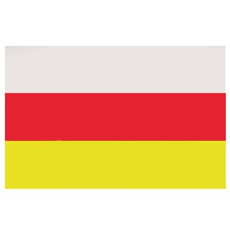 флаг рсо алания фото